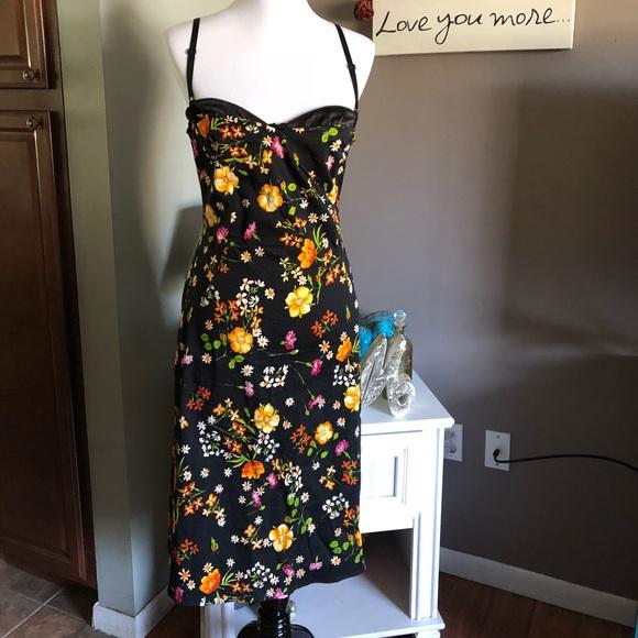 8aff1395 Dolce & Gabbana Dresses & Skirts - Vintage Dolce & Gabbana Bra Dress
